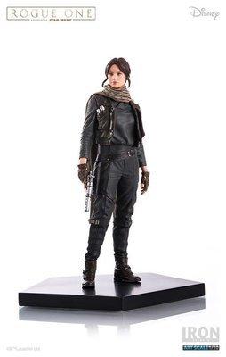 Star Wars Rogue One Jyn Erso 1/10 Art  Scale