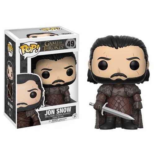 Game of Thrones Jon Snow S4 Pop! Vinyl Figure