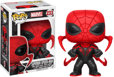 Spider-Man - Superior Spider-Man US Exclusive Pop! Vinyl