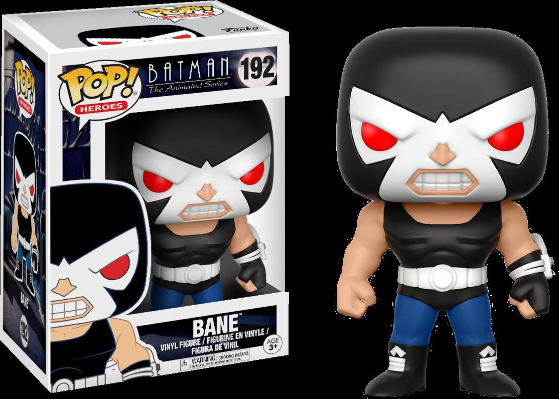Batman: The Animated Series - Bane Pop! Vinyl Figure
