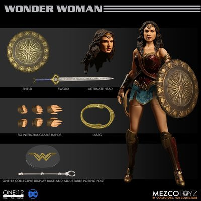 PRE-ORDER One : 12 Collective Wonder Woman