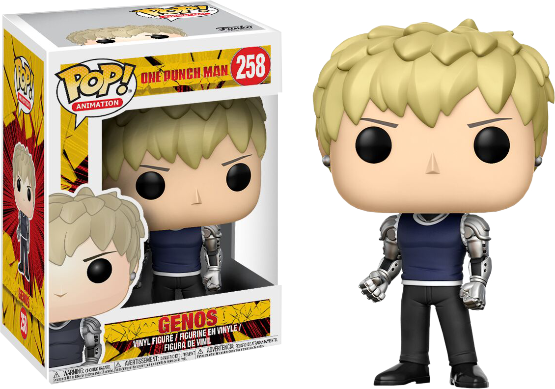 PRE-ORDER One-Punch Man - Genos Pop! Vinyl Figure