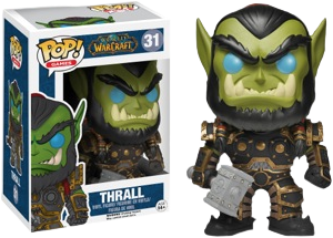 World of Warcraft - Thrall Pop! Vinyl Figure