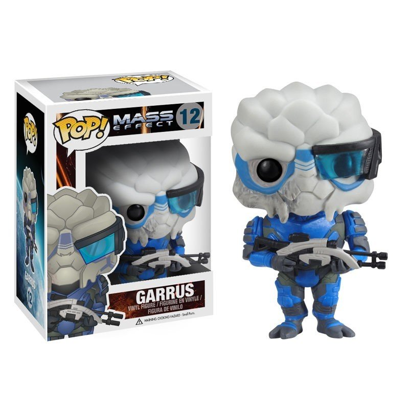 Mass Effect - Garrus Vakarian Pop! Vinyl Figure