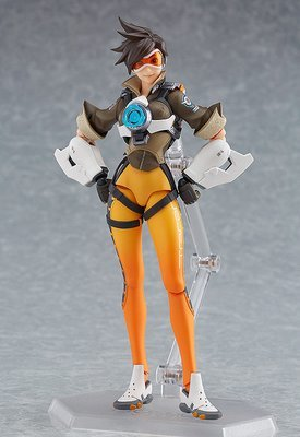 PRE-ORDER Overwatch Figma Tracer Classic Skin ver. (Reoffer)