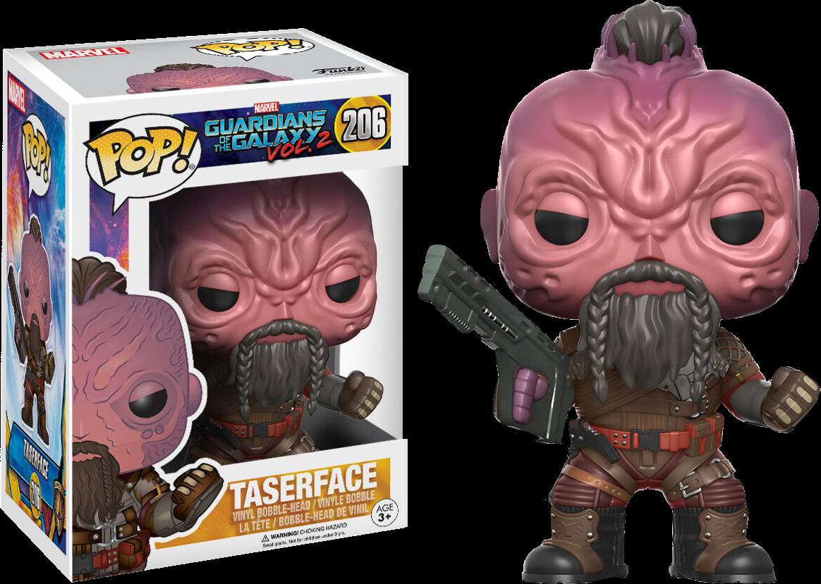 Guardians of the Galaxy: Vol 2 - Taserface Pop! Vinyl Figure