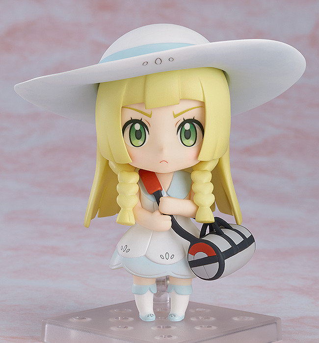 Pokemon Nendoroid Lillie