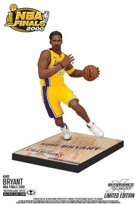 NBA Kobe Bryant NBA Finals 2000