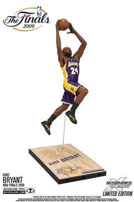 NBA Kobe Bryant NBA Finals 2009