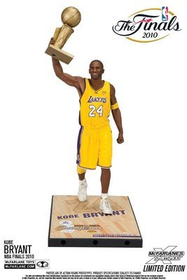 NBA Kobe Bryant NBA Finals 2010