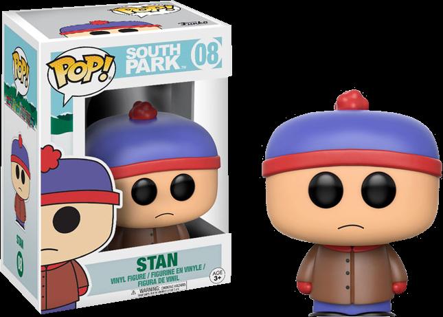 PRE-ORDER South Park - Stan Pop! Vinyl Figure