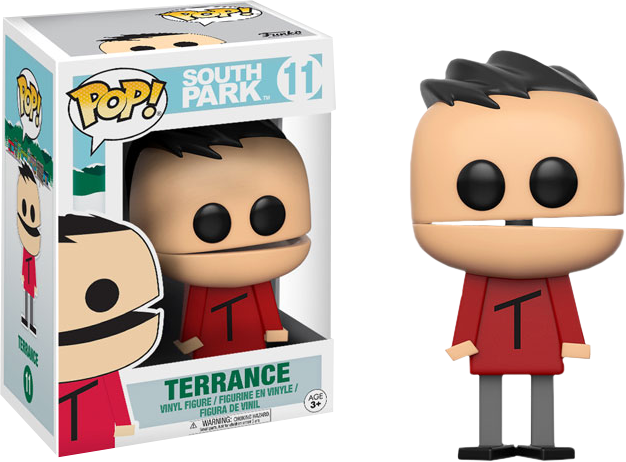 PRE-ORDER  South Park - Terrance Pop! Vinyl Figure