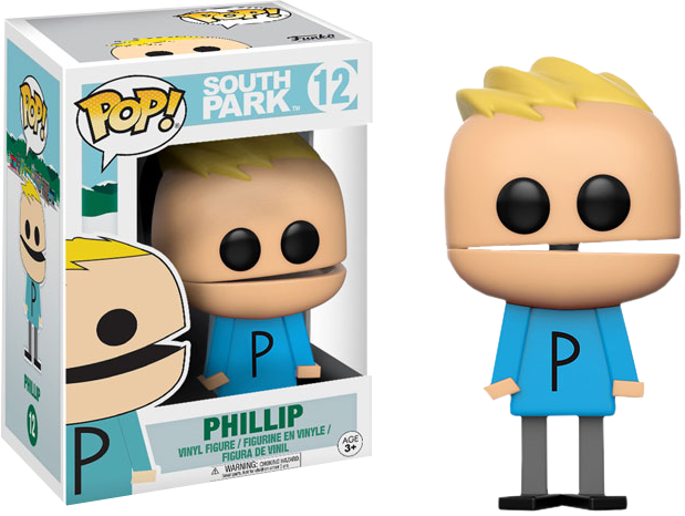 PRE-ORDER South Park - Phillip Pop! Vinyl Figure