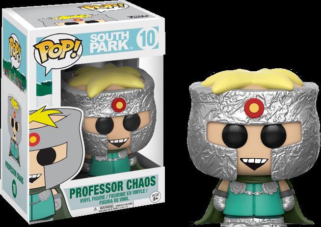 PRE-ORDER South Park - Professor Chaos Pop! Vinyl Figure