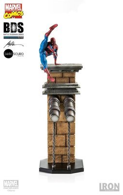 Marvel Comics Spider-Man - BDS Art Scale 1/10