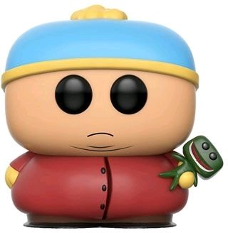 PRE-ORDER South Park - Cartman with Clyde Exclusive Pop! Vinyl Figure