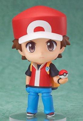 Nendoroid Pokemon Red Action Figure