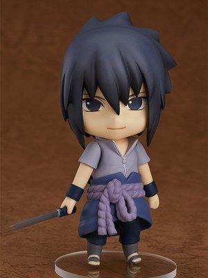 Naruto Shippudden Uchiha Sasuke Action Nendoroid Action Figure