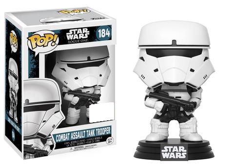 PRE-ORDER Star Wars Combat Assault Tank Trooper Pop! Vinyl Figure Summer Con Exclusive