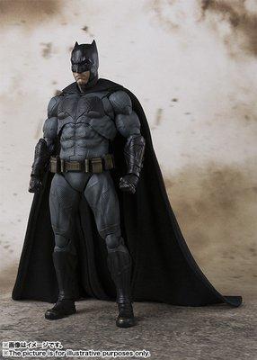 S.H.Figuarts Batman Justice League Action Figure