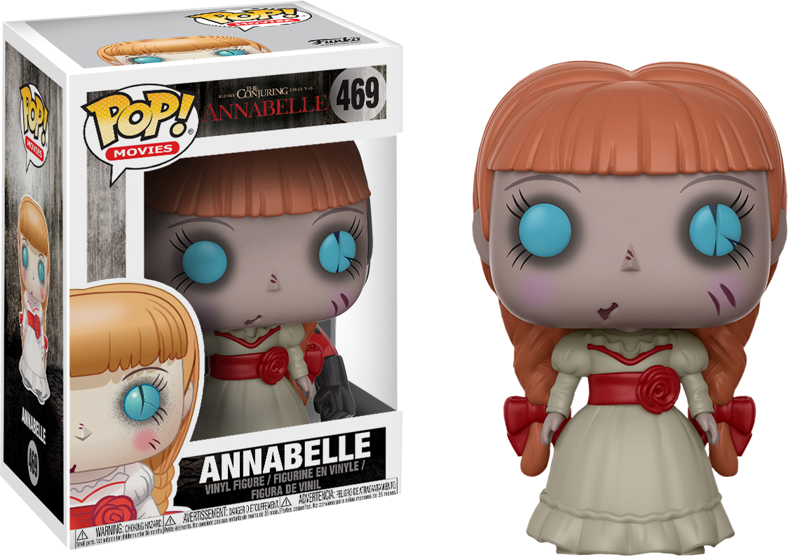 The Conjuring - Annabelle Pop! Vinyl Figure
