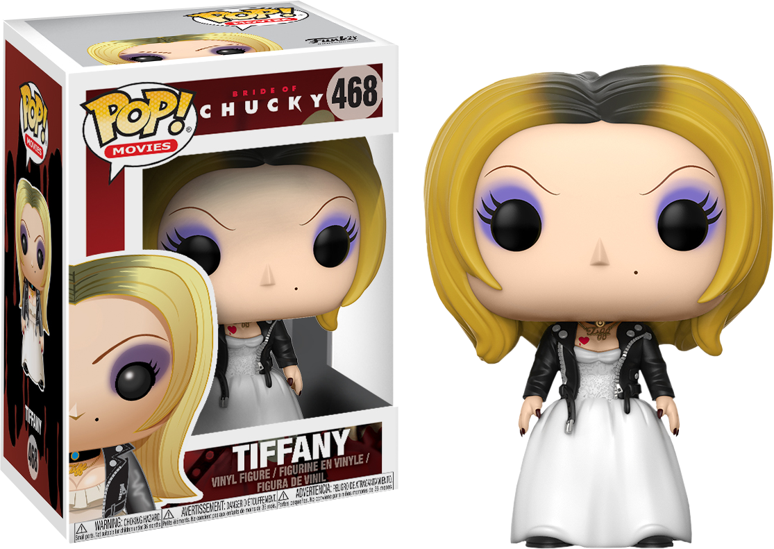 Bride of Chucky - Tiffany Pop! Vinyl Figure