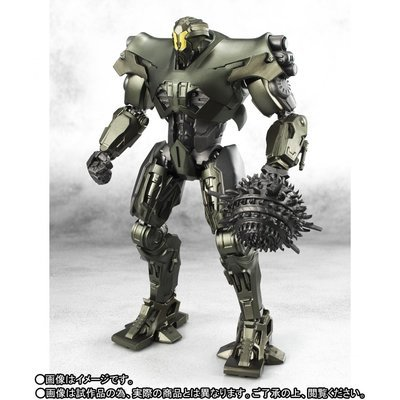 Robot Spirit Side Jaeger Pacific Rim Uprising Titan Redeemer