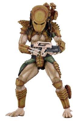 PRE-ORDER Alien vs. Predator Arcade Appearance Hunter Predator Action Figure