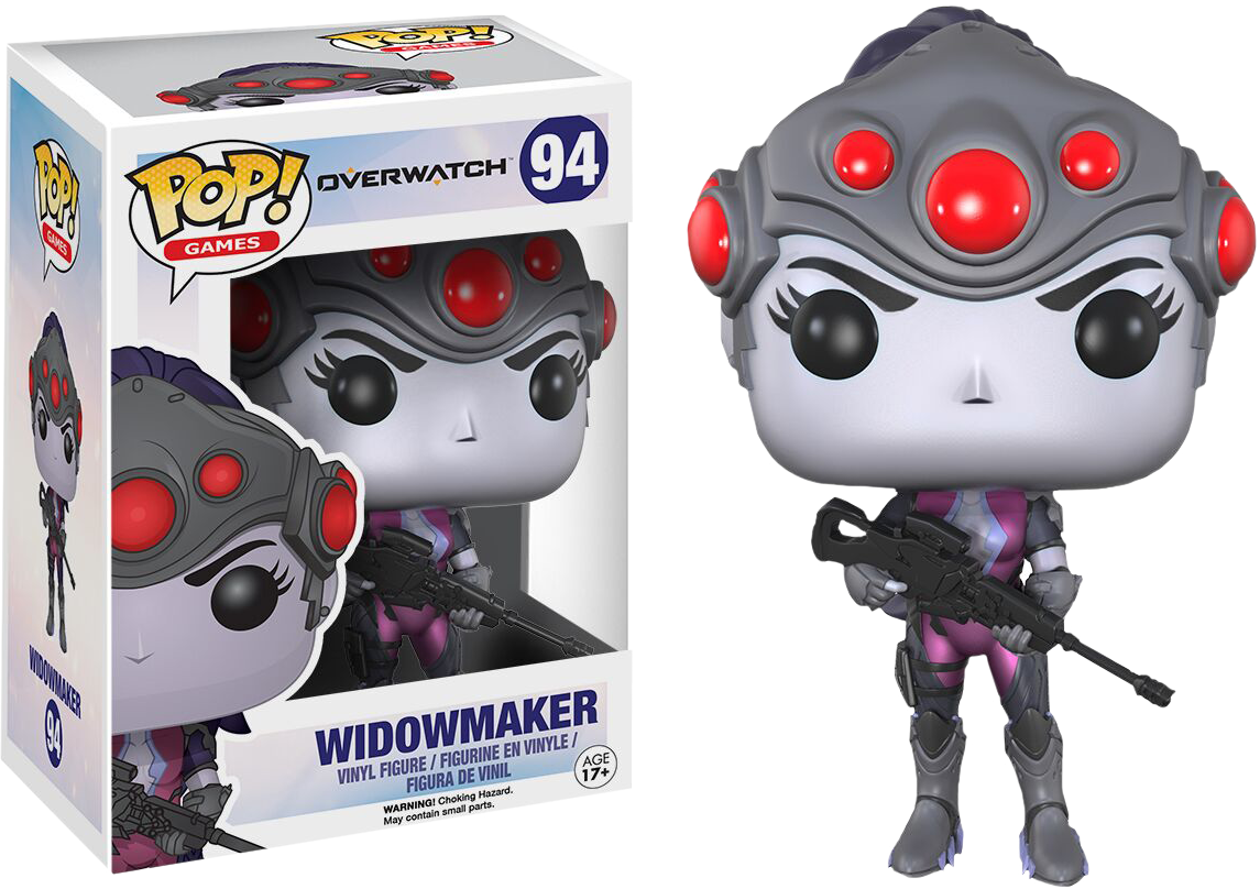 PRE-ORDER Overwatch - Widowmaker Pop! Vinyl