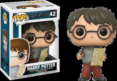 Harry Potter - Harry with Marauders Map Pop! Vinyl Figure