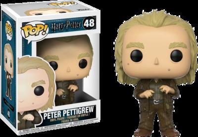 Harry Potter - Peter Pettigrew Pop! Vinyl Figure