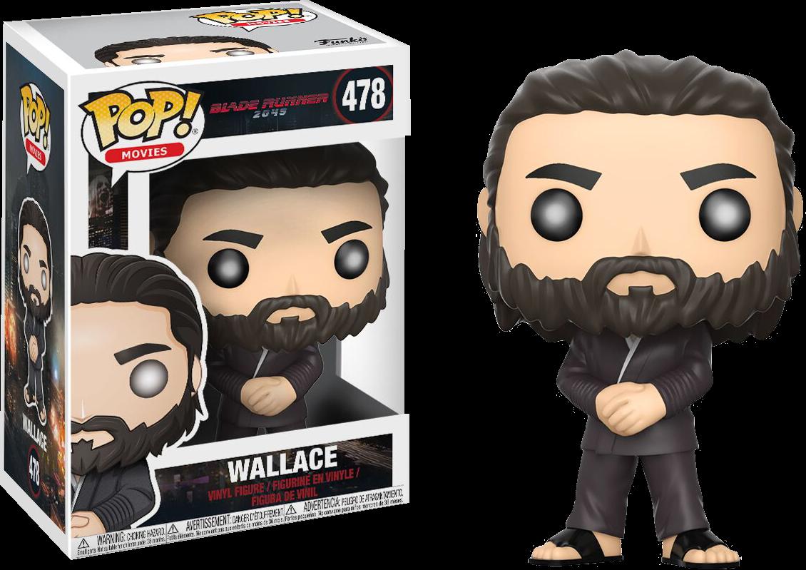 Blade Runner: 2049 - Wallace Pop! Vinyl Figure