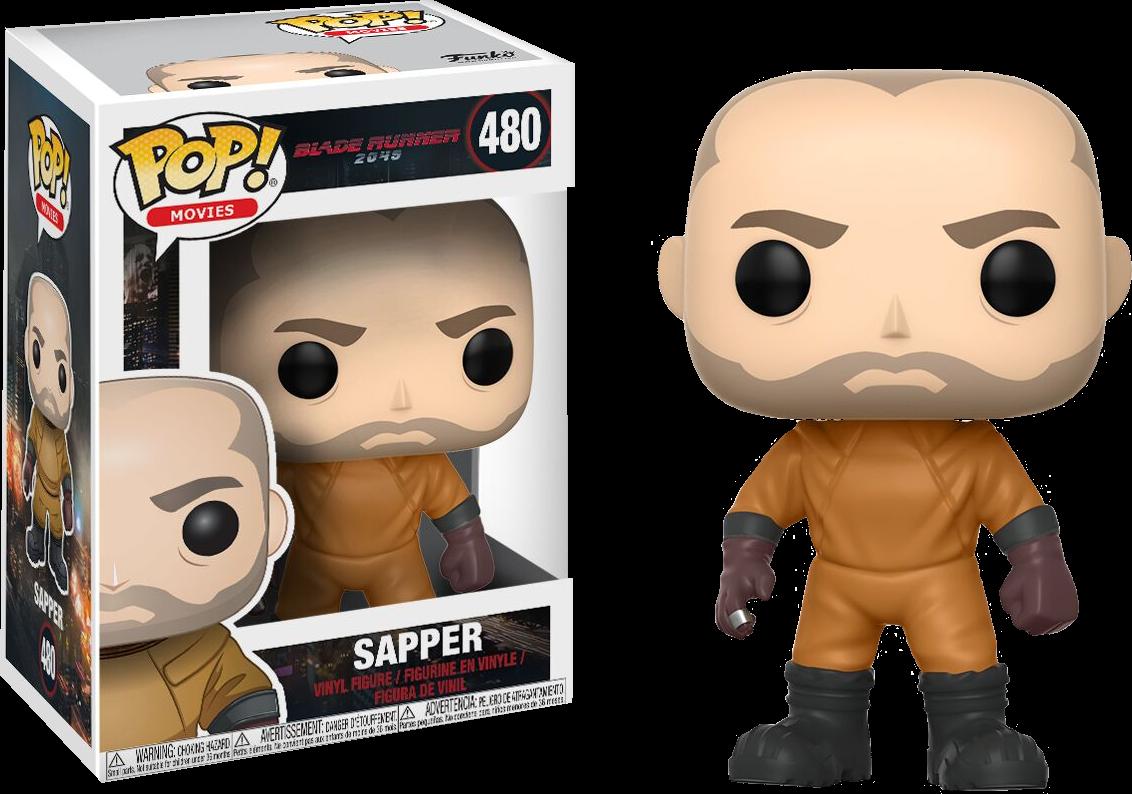Blade Runner: 2049 - Sapper Pop! Vinyl Figure