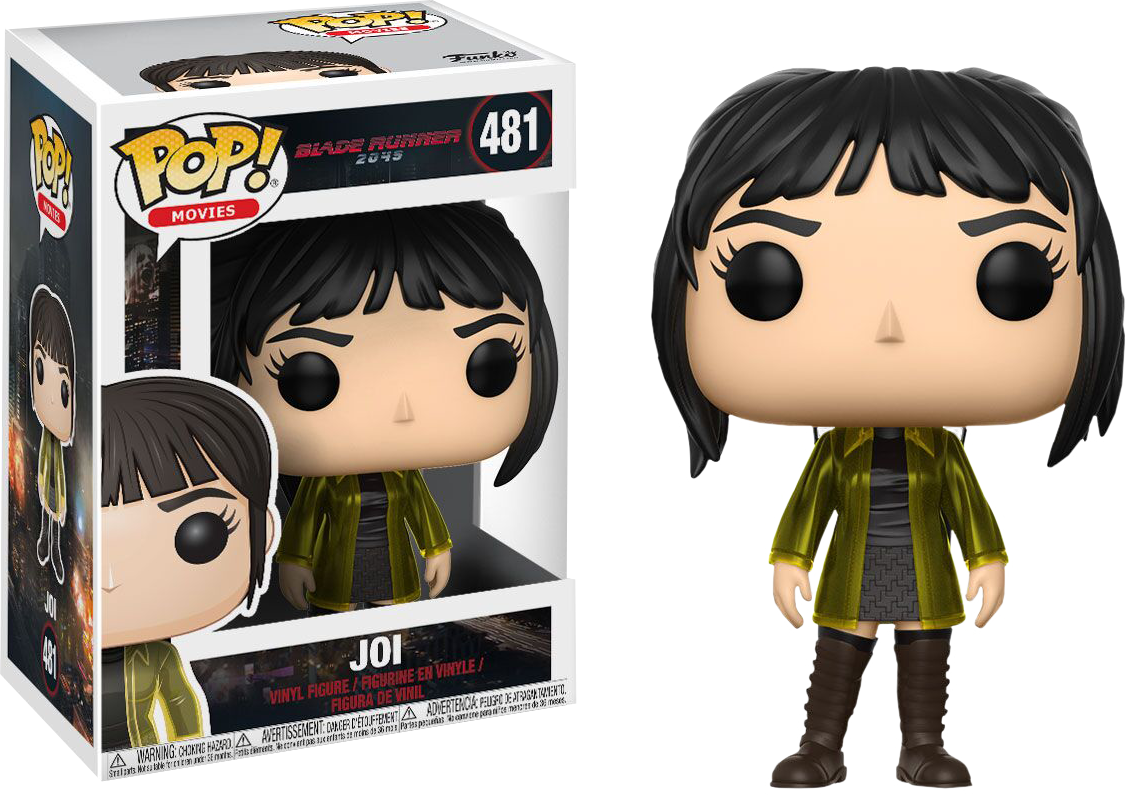 Blade Runner: 2049 - Joi Pop! Vinyl Figure