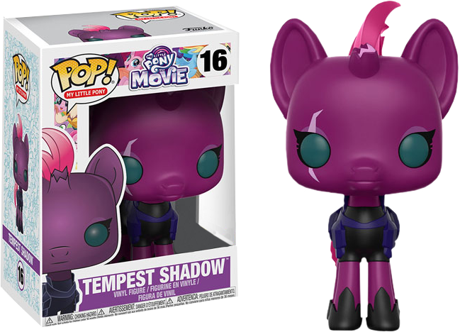 PRE-ORDER My Little Pony Movie - Tempest Shadow Exclusive Pop! Vinyl