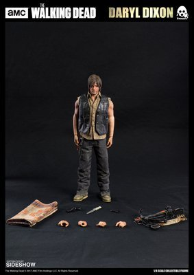 PRE-ORDER The Walking Dead Daryl Dixon 1/6 Scale Figure