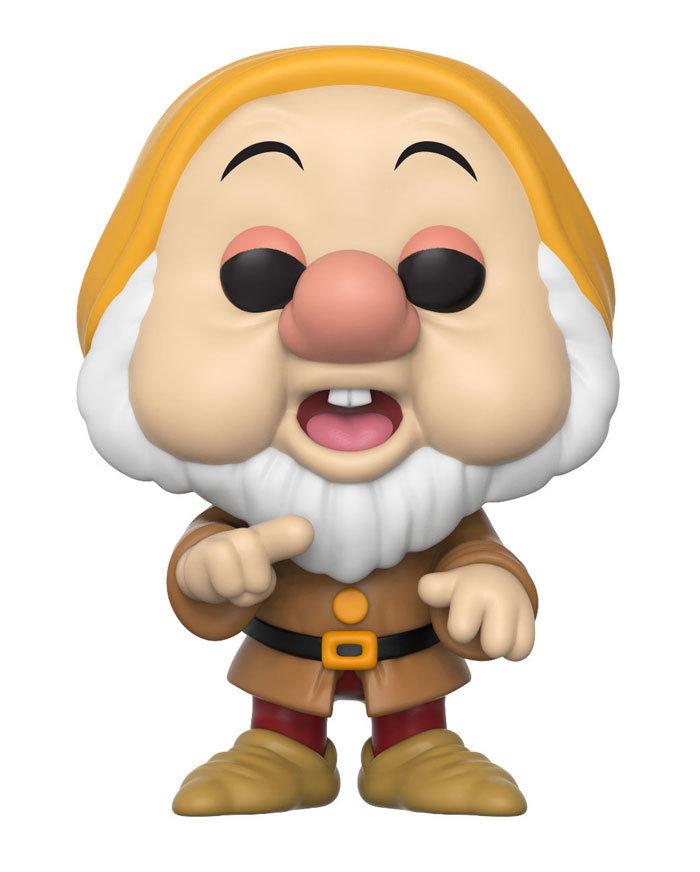 Snow White and the Seven Dwarfs Sneezy Pop! Vinyl Figure