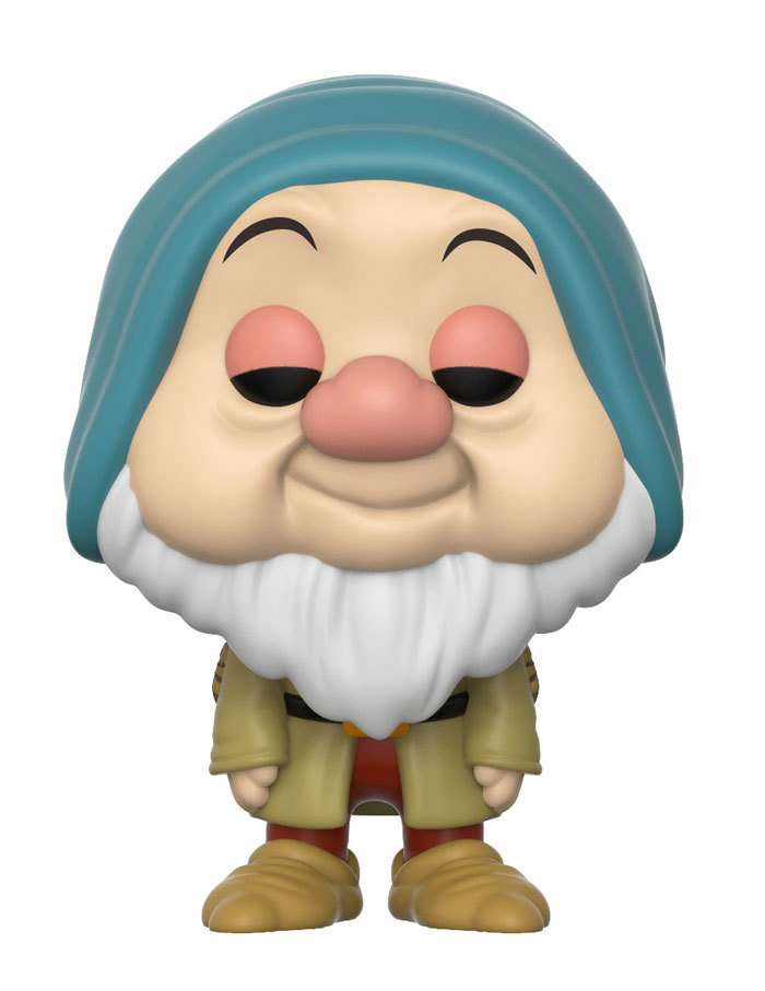 Snow White and the Seven Dwarfs Sleepy Pop! Vinyl Figure