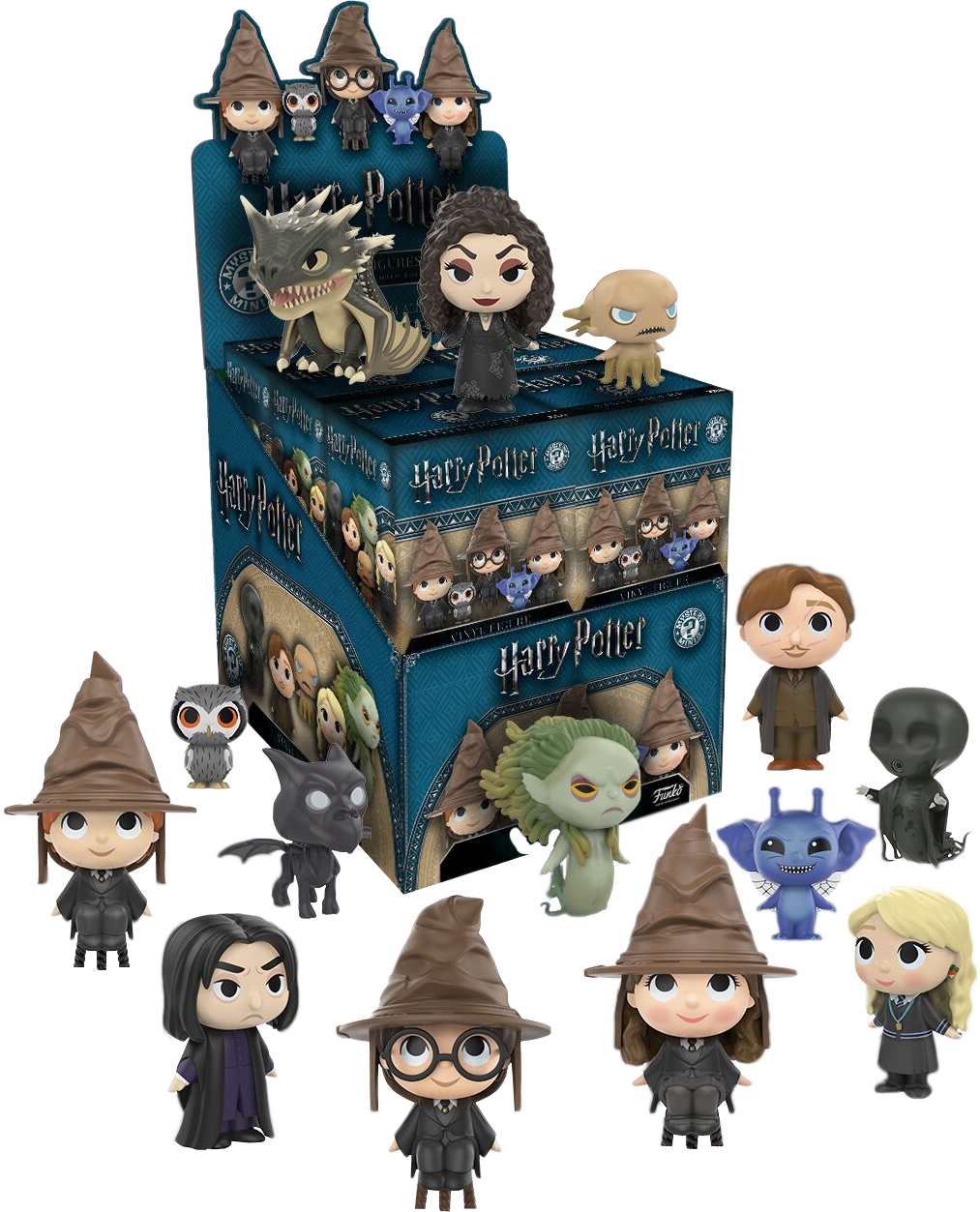 Harry Potter - Mystery Minis Series 2 Blind Box of 12