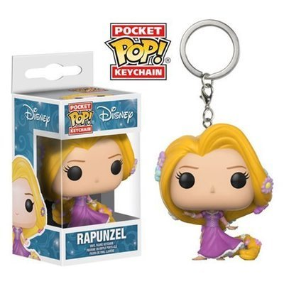 Tangled Rapunzel Pocket Pop! Key Chain