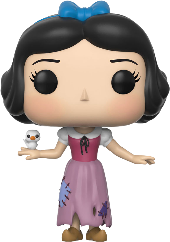 PRE-ORDER Snow White and the Seven Dwarfs - Snow White in Maid Outfit Pop! Vinyl Figure