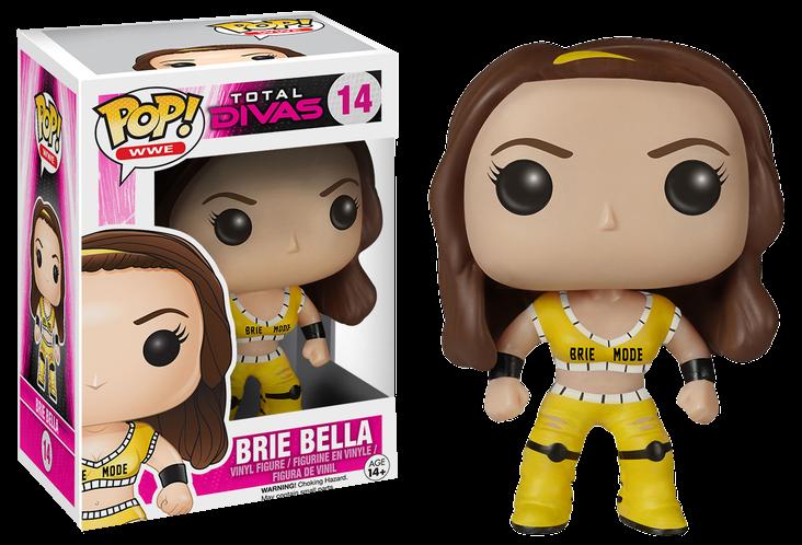 WWE - Brie Bella Pop! Vinyl Figure
