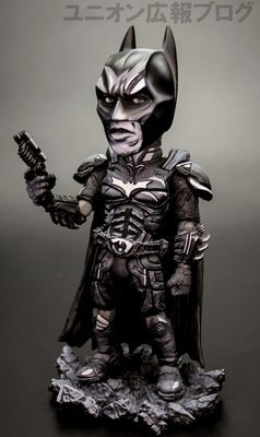 ToysRockA Batman The Dark Knight Black and White Ver. Action Figure