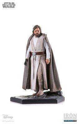 Star Wars Luke Skywalker Art Scale 1/10 Series 3