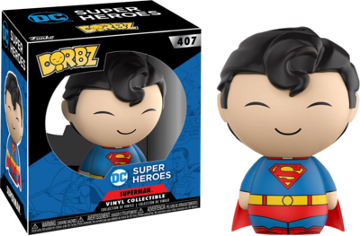 DC Comics - Superman Dorbz Vinyl Figure