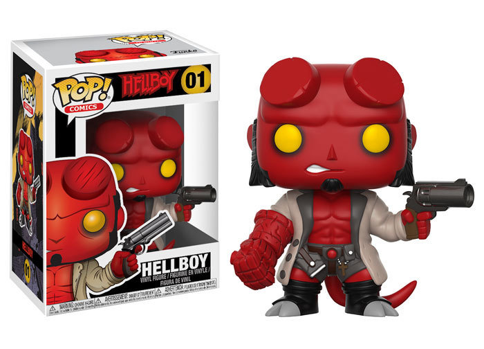 Hellboy Pop! Vinyl Figure