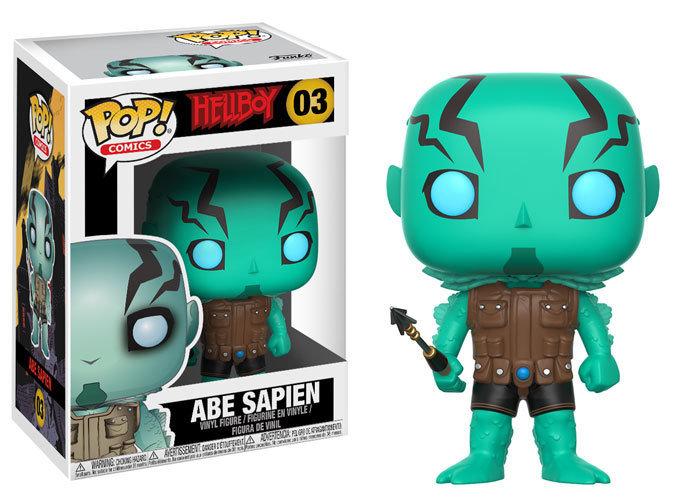Hellboy Abe Sapien Pop! Vinyl Figure