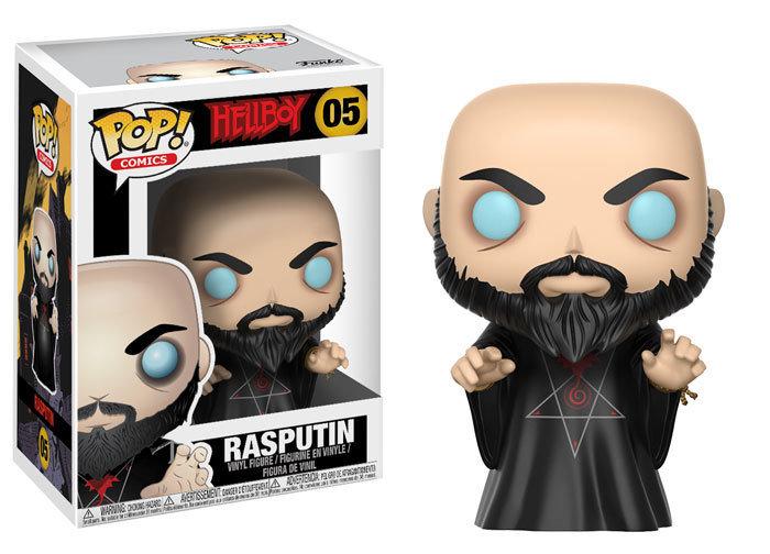 Hellboy Rasputin Pop! Vinyl Figure