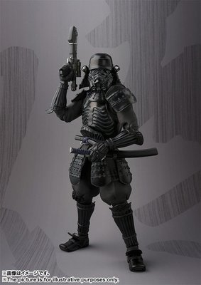 Meisho Movie Realization Onmitsu Shadow Trooper Action Figure