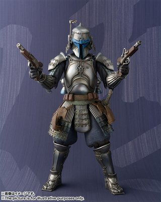 Meisho Movie Realization Ronin Jango Fett Action Figure